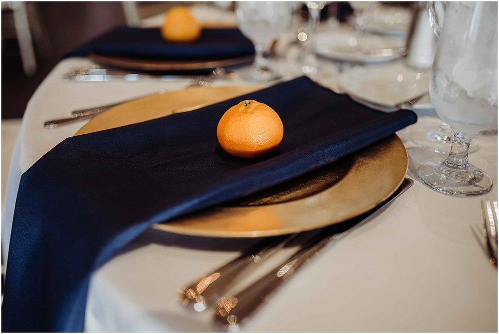 international polo club palm beach wellington table setting wedding