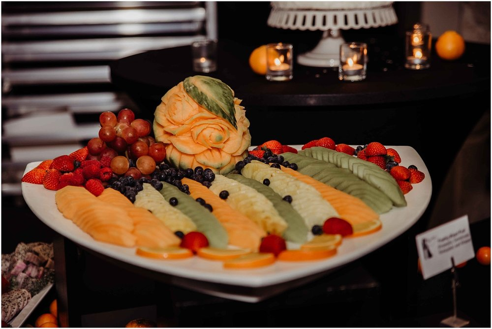 international polo club fruit reception photography
