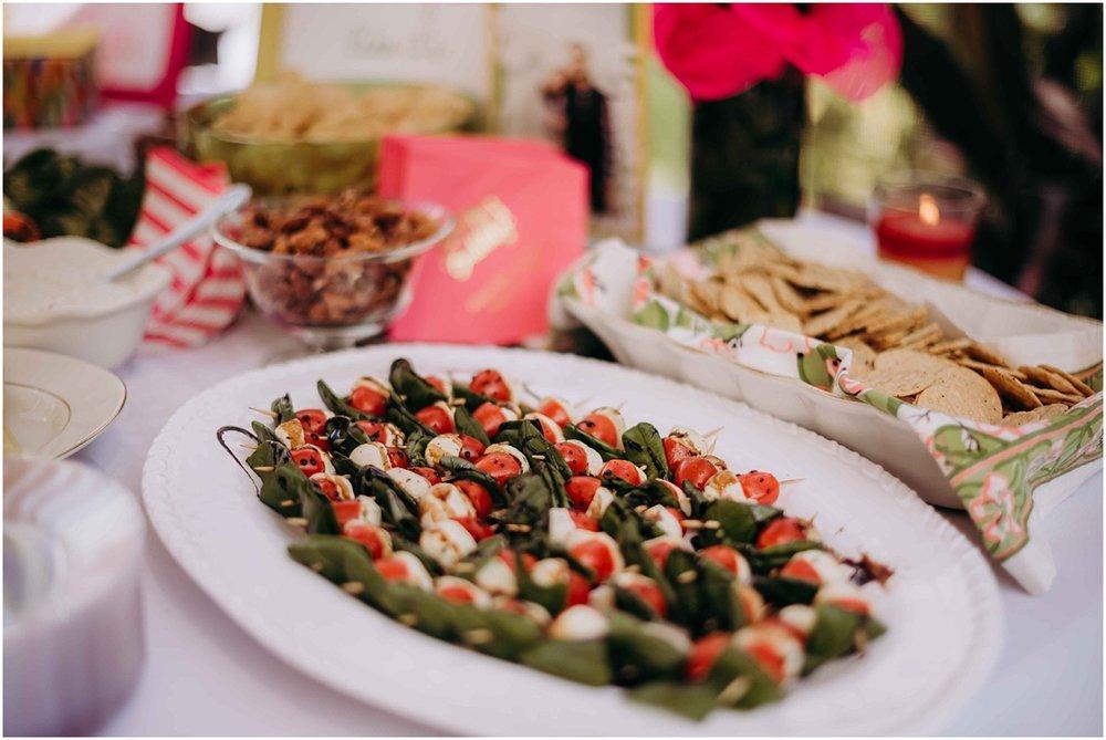 Tomato Mozerella Platter