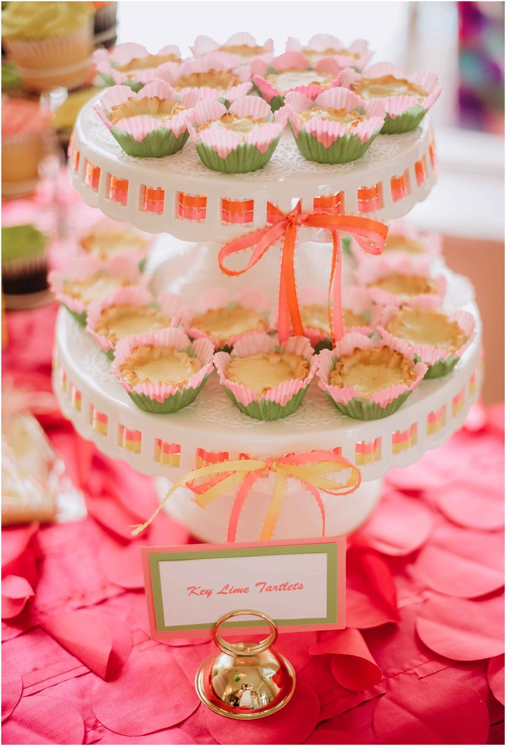 Lilly Pulitzer Dessert Table