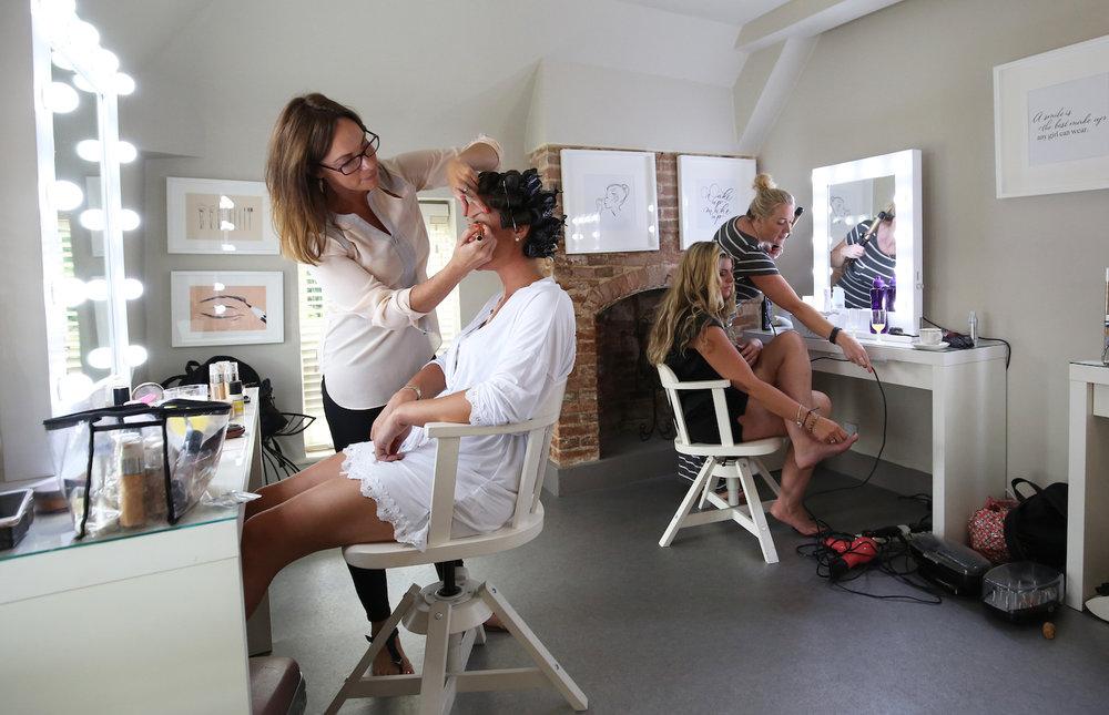 Wedding Make Up Tips Affordable Wedding PlanningJPG