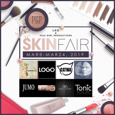 skin fair 2019