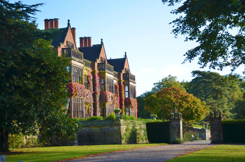 Hoar Cross Hall Hotel, Staffordshire