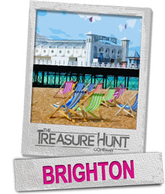 treasure-hunt-brighton