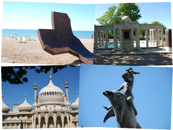Corporate Team Building Treasure Hunts in Brighton, Sussex