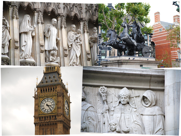 Treasure Hunts in Westminster, London