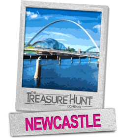 Newcastle Treasure Hunts
