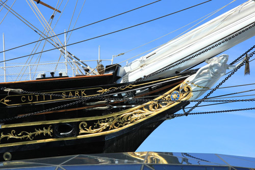 Cutty Sark, Greenwich Treasure Hunts