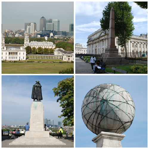 Can you guess where in London The Treasure Hunt Company have been?