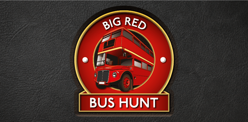 Big Red Bus Hunt treasure hunt