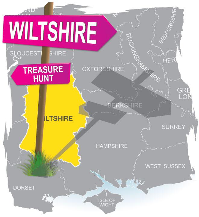 treasure hunt wiltshire