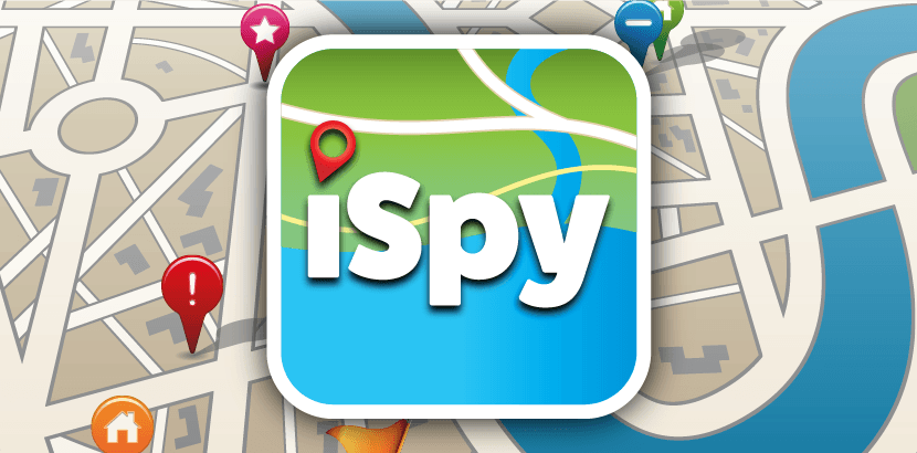 iSpy Treasure Hunt