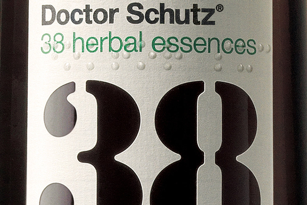 DOCTOR SCHUTZ / Packaging design
