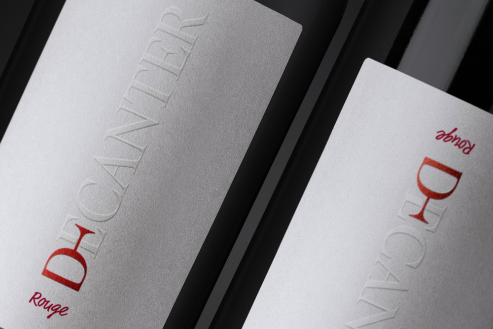 DECANTER / Packaging design