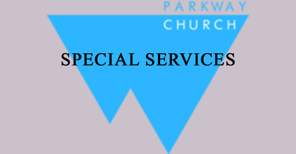 Special Services - 2018WATCH HERE