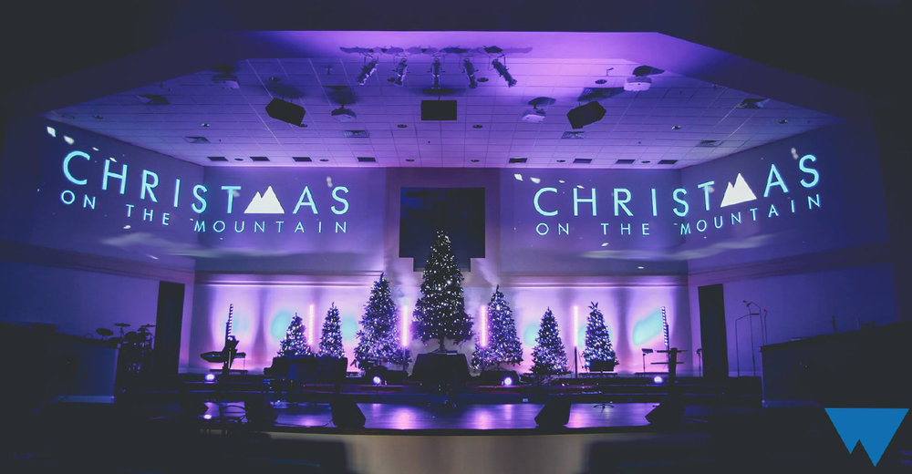 Christmas on the Mountain - Hope for the Holidays: A Christmas MatineeDecember 9th - 9:00 & 10:30 AM