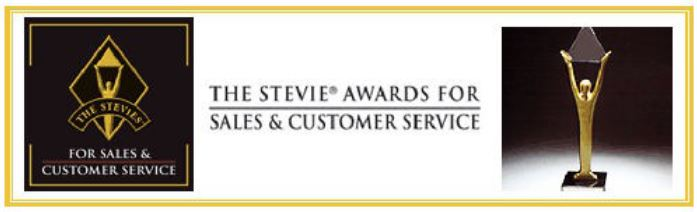 Stevie Awards - Customer Service Leader of the Year - Bronze - 2015