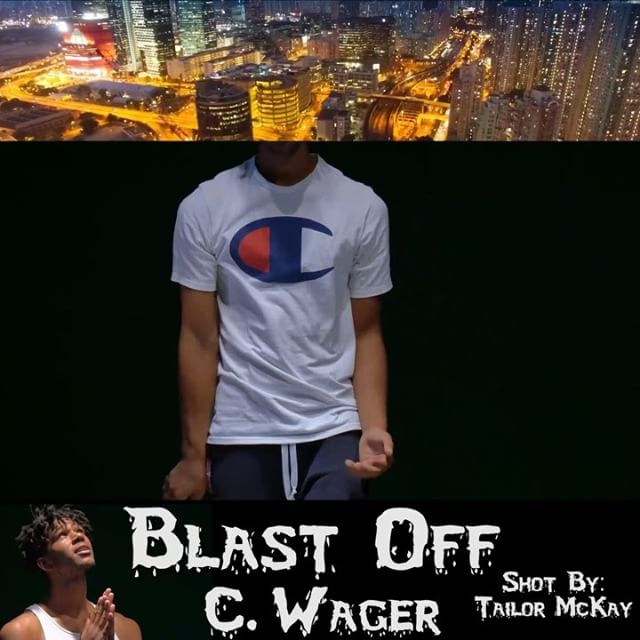 Blast Off Music Video🚀🚀🚀 A life story brought to surface by @camwager Video Production & Directed by: @turntasstai  Audio Engineering by: @soulshake_down
