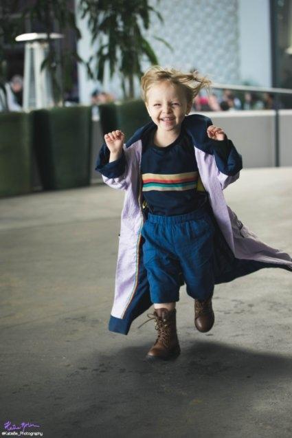 Tiny Thirteenth  Doctor