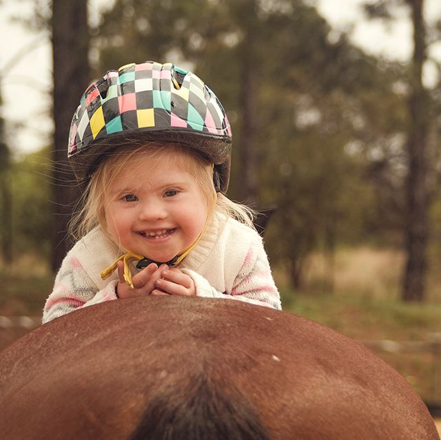 Happy Lexi, Grumpy Lexi & Horsey