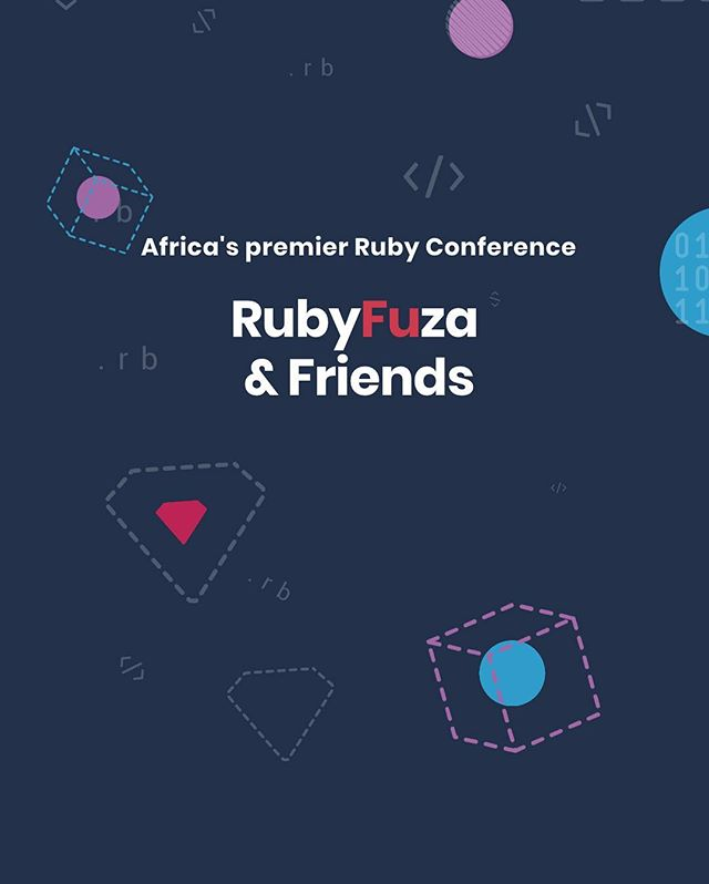 So stoked for Rubyfuza & friends 2019! 💛 I checked the list of the other speakers and it's truly going to be a reunion of old Ruby friends and other great developers from the South African tech community. @rubyfuza you've created something truly special, so looking forward to it!⠀ ⠀ @legendaryrob Love the new site! https://buff.ly/2QwN3fo
