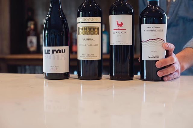 🍷Thursday's just got a whole lot better🍷 Now offering half-price wine bottles during dinner service - at the bar & tables!!