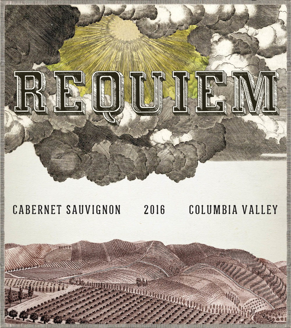 2016 Requiem Cabernet Sauvignon Columbia Valley