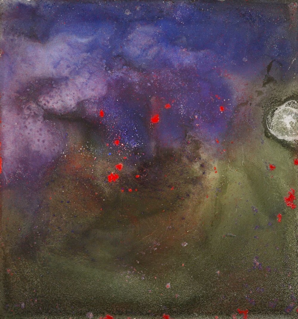 Camille Altay,  Salt Panel #3
