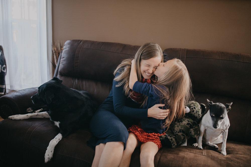 deployed family love