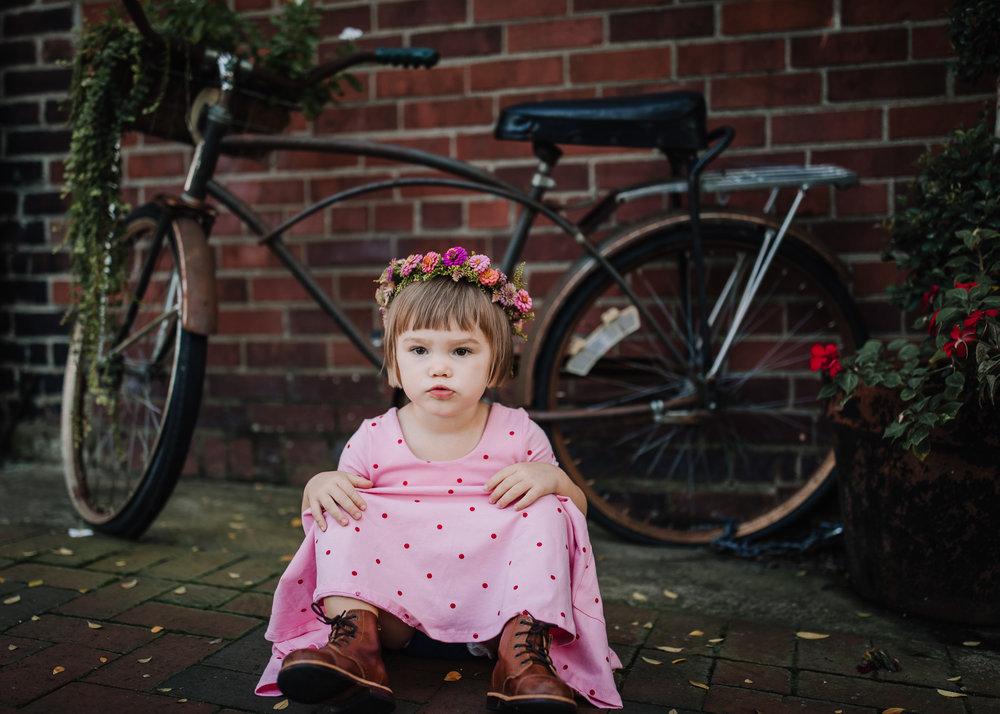 little girl 3rd birthday