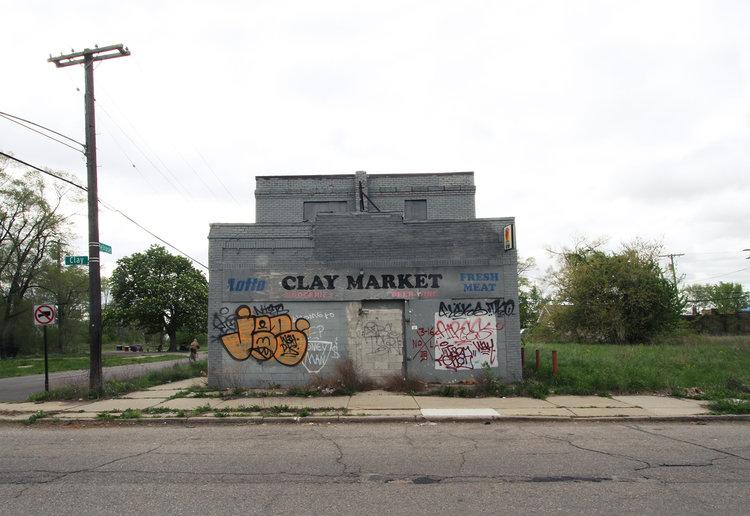 clay market