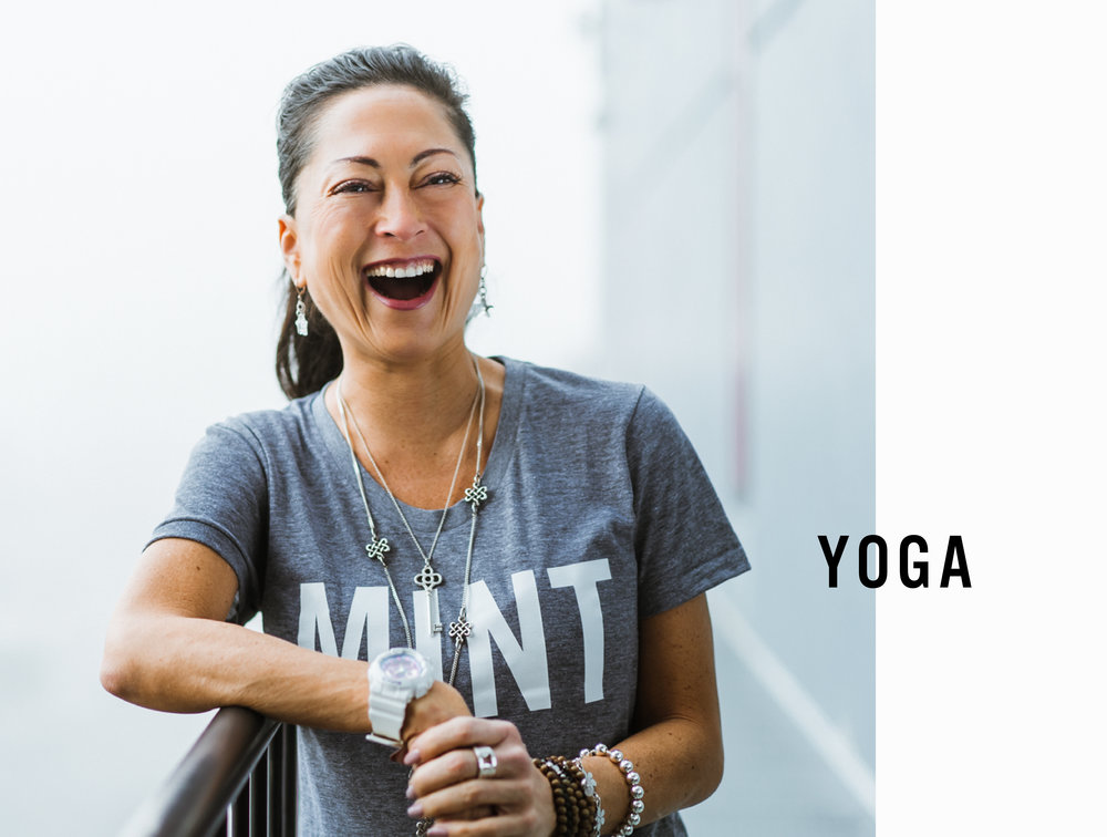 Hillary Keegan, Yoga Instructor at Mint Club Athletics