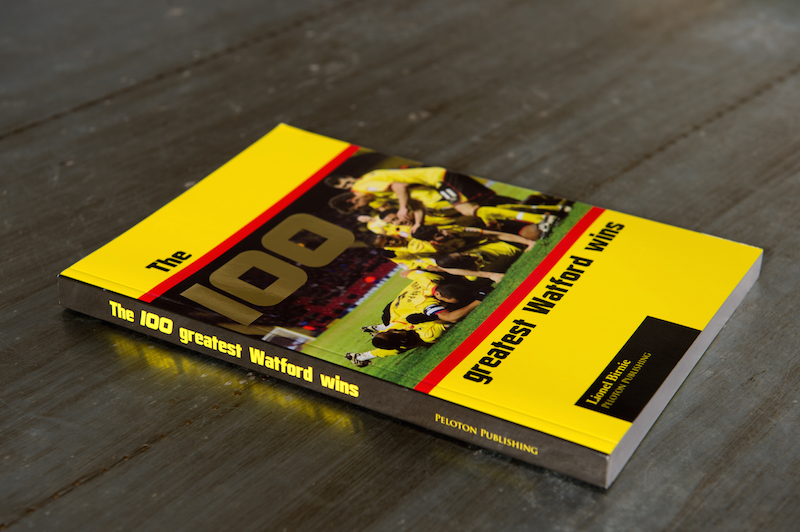 The 100 Greatest Watford Wins - Written by Lionel Birnie and published in 2011.Out of print but now online for the first time.Matches 1-10 Matches 11-25Matches 26-50 Matches 51-75Matches 76-100