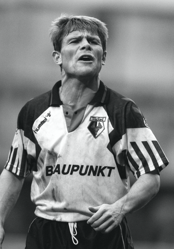 Andy Hessenthaler by Alan Cozzi.