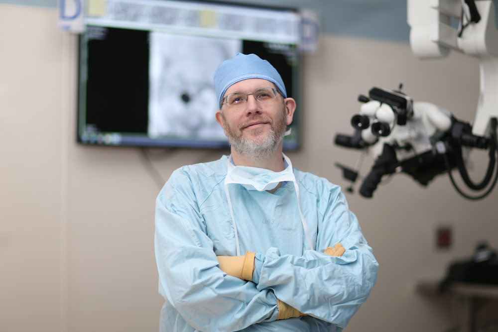 Eric Nussbaum, MD, is a neurosurgeon and national expert in the diagnosis and treatment of brain aneurysms and vascular malformations.