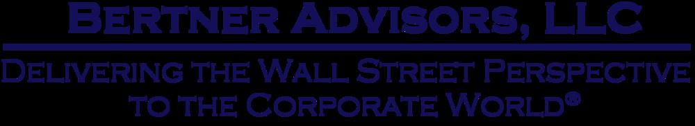 Bertner Advisors, LLC