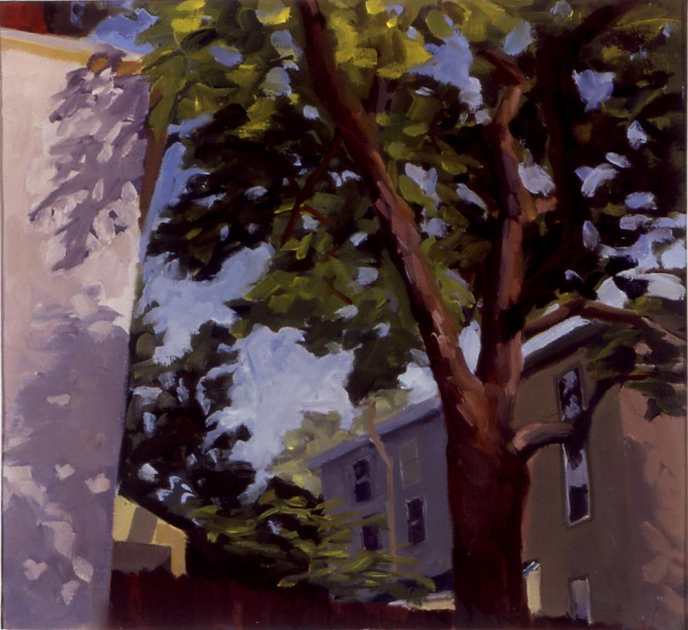 Penn Street Alley