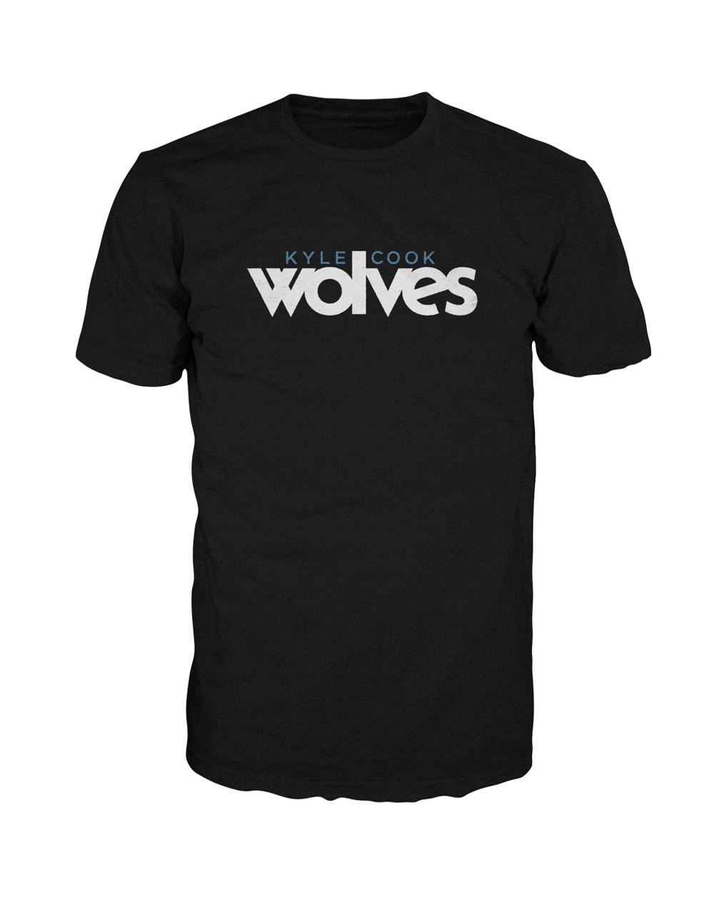 Men's Wolves Logo T-shirt