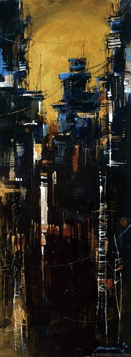 PiChouCheng_5.Moonlight-City---------------160X60CM-2011.jpg