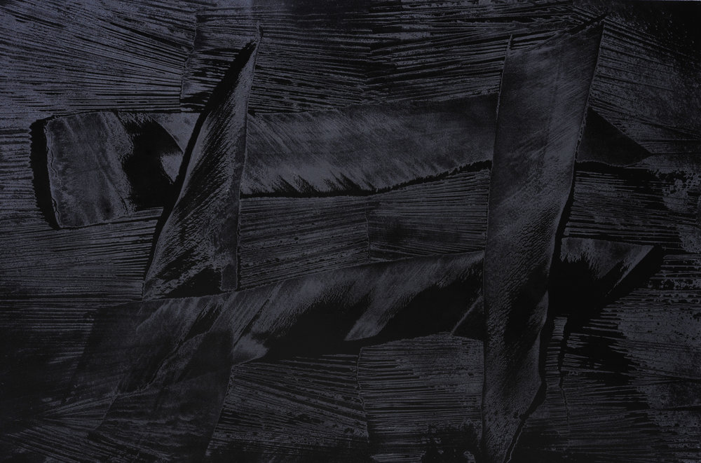 Black Void No. 3, 2016, 194cm x 130cm 120F, Oil on Canvas.jpg