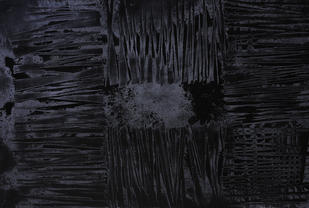 Black Void No. 4, 2016, 194cm x 130cm 120F, Oil on Canvas.jpg