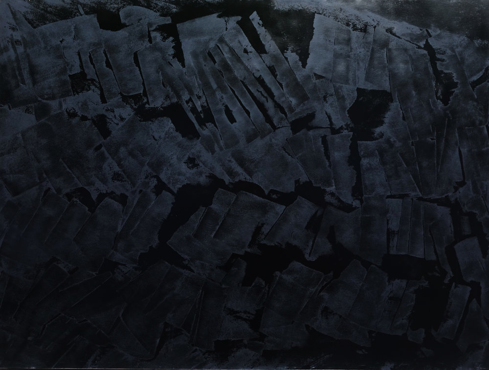 Black Void No. 14, 2017, 259cm x 194cm 200F, Oil on Canvas.jpg
