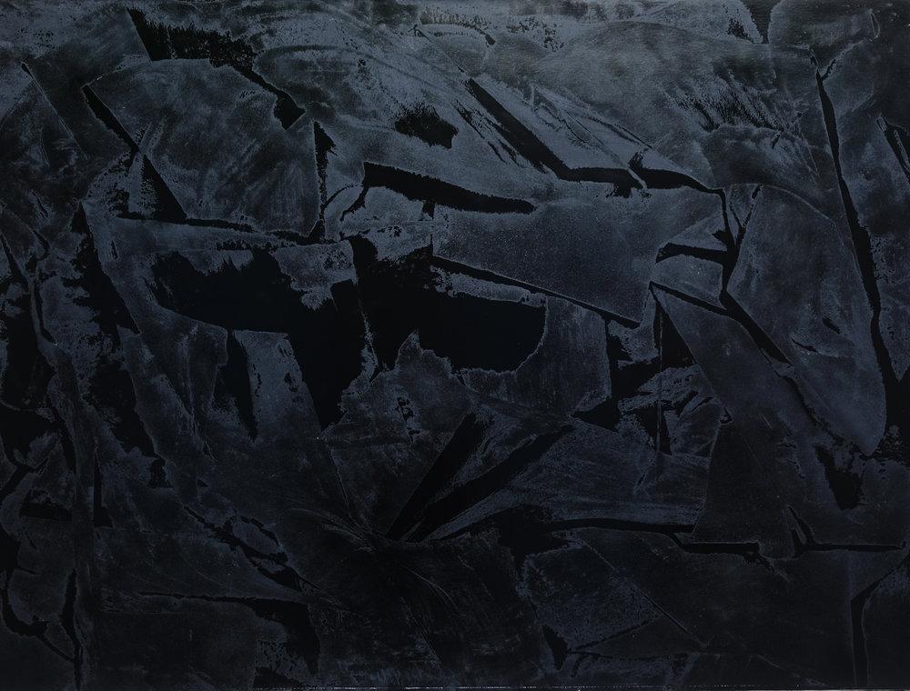 Black Void No. 15, 2017, 259cm x 194cm 200F, Oil on Canvas.jpg