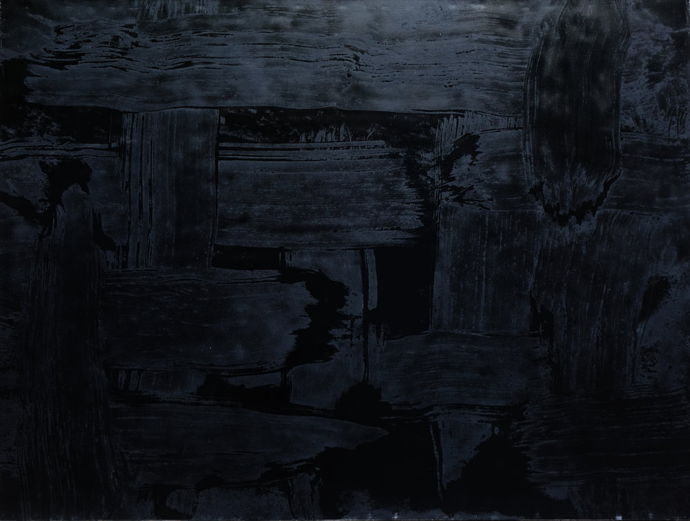 Black Void No. 20, 2017, 259cm x 194cm 200F, Oil on Canvas.jpg
