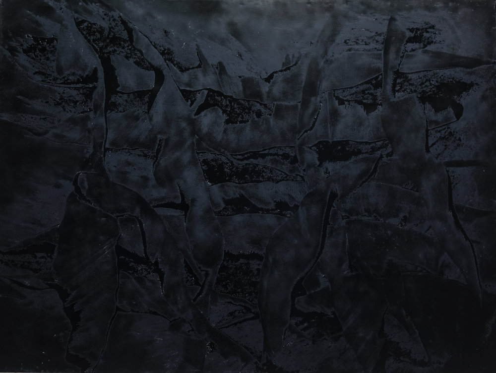 Black Void No. 21, 2017, 259cm x 194cm 200F, Oil on Canvas.jpg