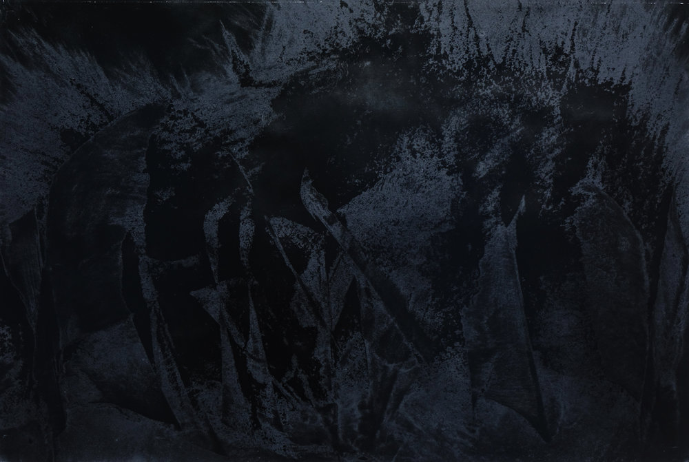 Black Void No. 33, 2016, 194cm x 130cm 120F, Oil on Canvas.jpg