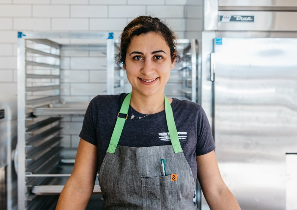 Reem Assil - Executive Chef