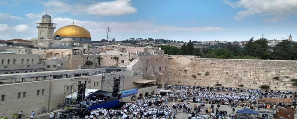 Jews Call for Synagogue on Temple Mount