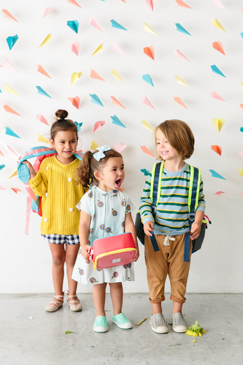 Oui Party - Back to School - Kids State Backpack
