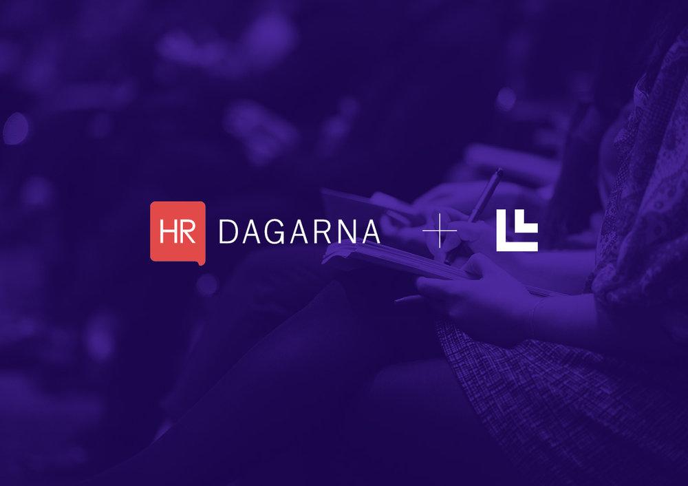 """HR Dagarna 2018 - HR-dagarna, """"Sveriges viktigaste HR-event"""", är en fantastisk mötesplats för alla som arbetar med intern kompetensutveckling. Givetvis var Learnster på plats."""
